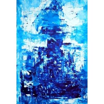 Przemyslaw Michalczuk obraz akrylowy 70x100 cm