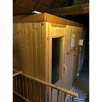 Sprzedam saune fińską,złap odpornośc,zabija wirusy