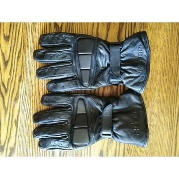 Używan rękawice motocyklowe Husar DEMON roz.12 XXL