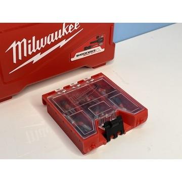MILWAUKEE bity Torx Shockwave Box Tx20 25 30 25mm