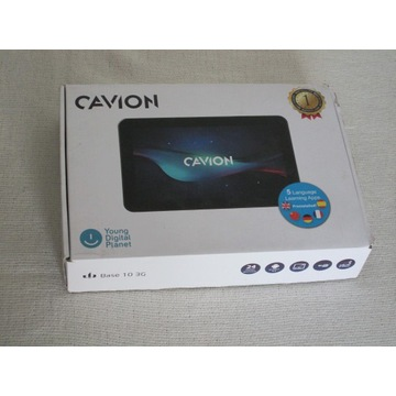 "10"", SIM, karton, folia, CAVION Base 10 3GR Quad"