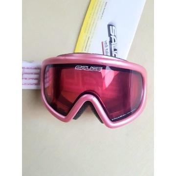 Gogle narciarskie Salice Junior