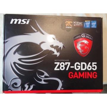 MSI Z87-GD65 GAMING Płyta Główna