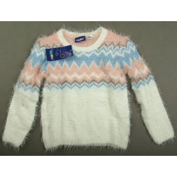 LUPILU Super miękki Sweterek Pastelowy Nowy 86-92