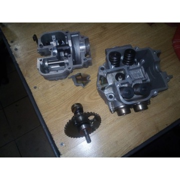głowica kompletna KTM 450,520,400,250 Exc,rfs