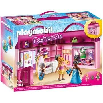 Playmobil 6862 Fashion Girls