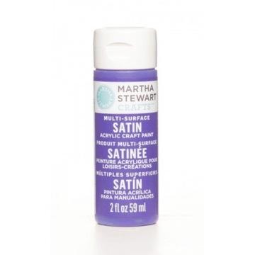 Farba Satin/ Martha Stewart - Purple Yam