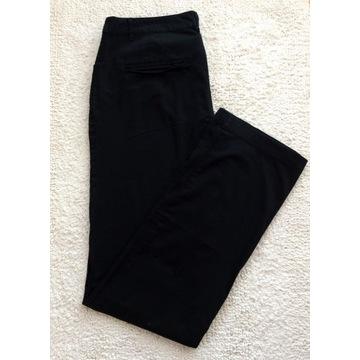 Czarne spodnie Mango rozmiar L