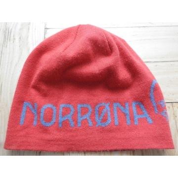 Czapka Norrona  29 thin logo beanie