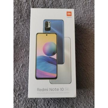 NOWY Xiaomi Redmi Note 10 5G 128gb czarny