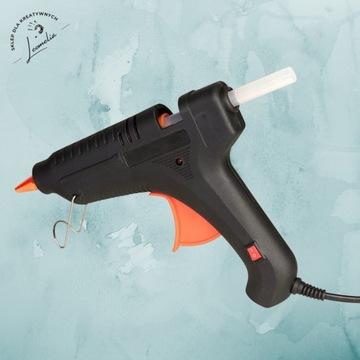 Pistolet do kleju + wkłady gratis