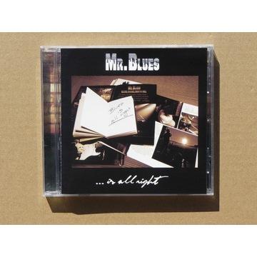 Mr Blues - Is All Right 2012 Rumiak Hibner Szuła