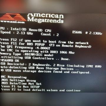 X8DTL-IF 24GB RAM, 2x XEON e5606