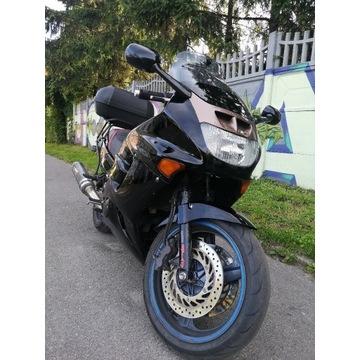 Honda cbr 1000 f dual