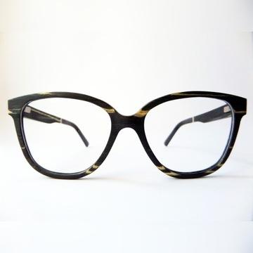 DESIGNERSKIE drewniane okulary oprawki HIT 2020