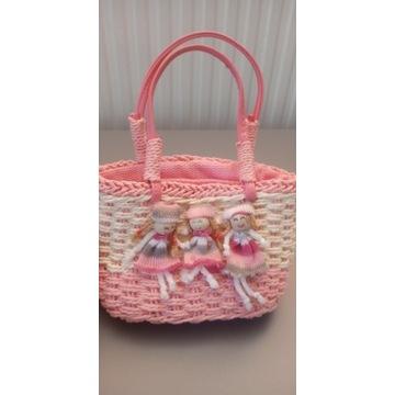Słodki koszyczek dla małej modnisi