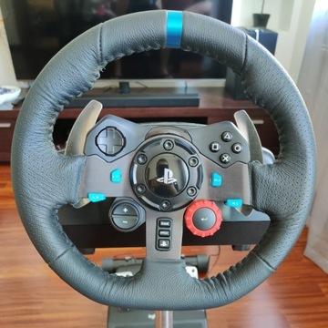 Kierownica Logitech G29 + stojak Wheel Stand Pro