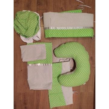 Pościel wyprawka dla noworodka aż 9 elementow