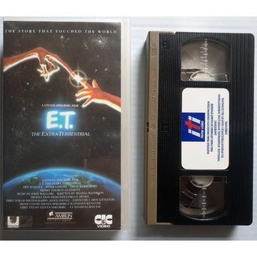 E.T.. Kaseta ITI HOME VIDEO.