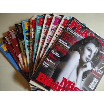 18+ Playboy edycja Polska - 11 numerów