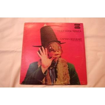 Captain Beefheart - Trout Mask Replica 1-Press UK