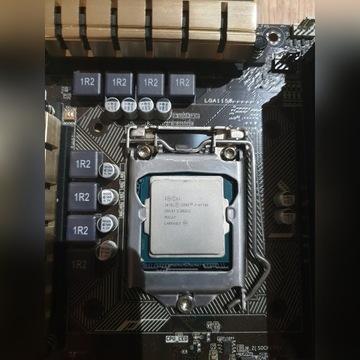 4770k + ASUS Z97 + 16 GB RAM