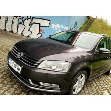 VW Passat 4x4 Dsg Navi