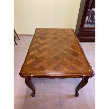 Oryginalny stół Ludwik XV Rocaille Francja XIX w.