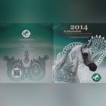 AL KHALEDIAH ARABIAN FESTIVAL / PL 2014, katalog