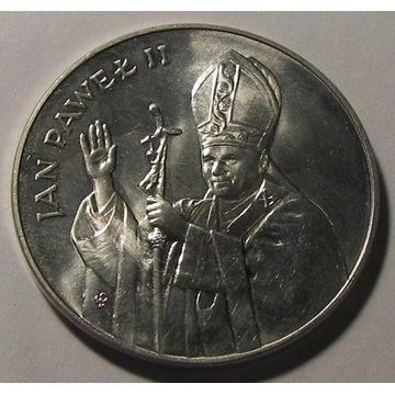 10 000 zł  Jan Paweł II 1987r. srebro