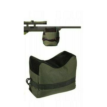 Worek strzelecki, poduszka bez wypełnienia