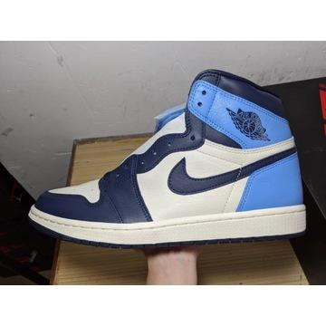 """Nike Air Jordan 1 """"obsidian"""" 36-46"""