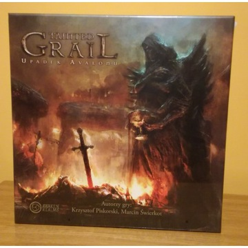 Tainted Grail + Niamh + Almanach / POLSKIE, FOLIA