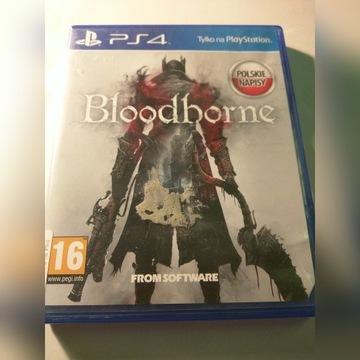 Bloodborne PS4 PL napisy