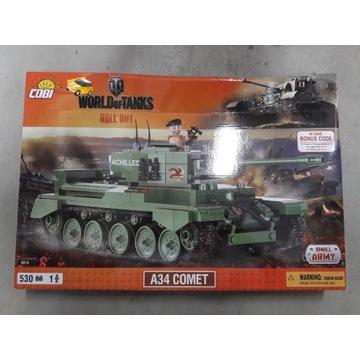 Cobi 3014 A34 Comet WoT World of Tanks