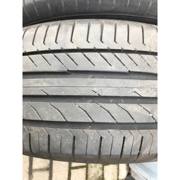 Opony Continental Contisport Contact 5 235/50 R17