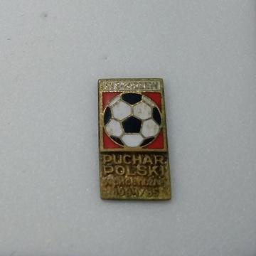 Odznaka Widzew Łódź puchar Polski