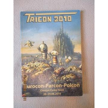 Tricon 2010. Eurocon-Parcon-Polcon Cieszyn 2010