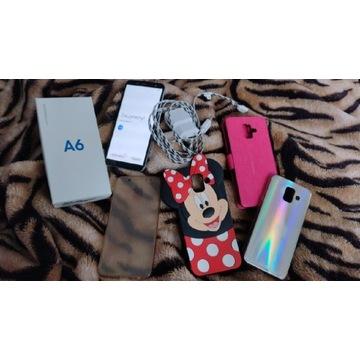 Samsung Galaxy a6 zestaw case