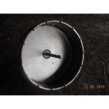 nowa otwornica do muru betonu 150mm sds