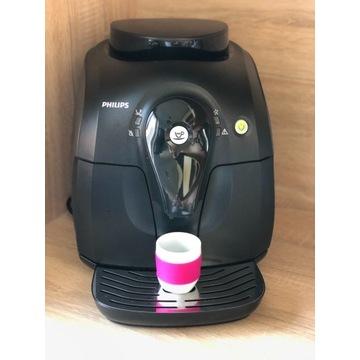 Automatyczny ekspres do kawy z młynkiem saeco