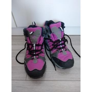 Buty trekingowe Wanabee róż. 35