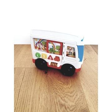 Zabawka Fisher-Price Autobus Szczeniaczka