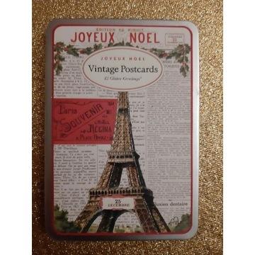 "Kartki pocztowe ""Paris"""