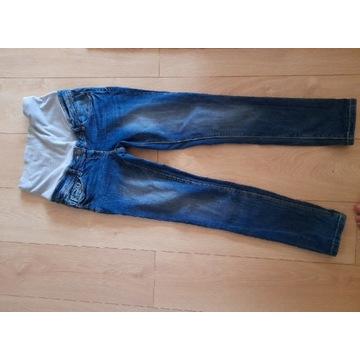 Jeansy ciążowe marki C&A, rozm. 36
