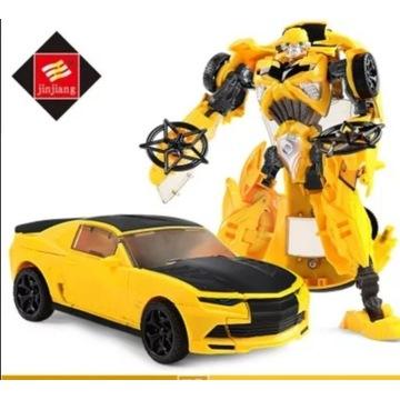 Bumblebee Transformers robot 19cm model składany