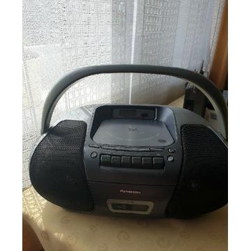 PANASONIC RX-D26, świetny dźwięk, niedrogo