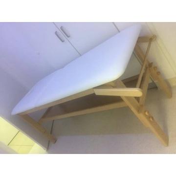 Leżanka - stół do masażu