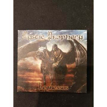 MYSTIC PROPHECY - REGRESSUS DIGI CD