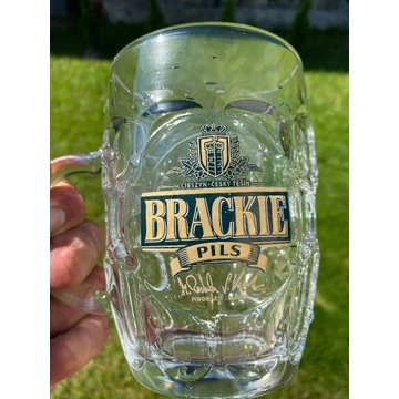 kufel do piwa 0,5l Brackie Nowy